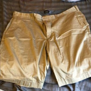 Jcrew khaki shorts